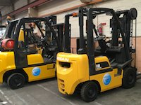 Tailift Forklift